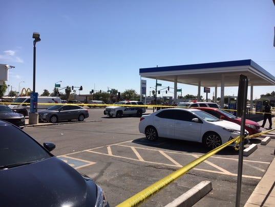 Double shooting in Phoenix
