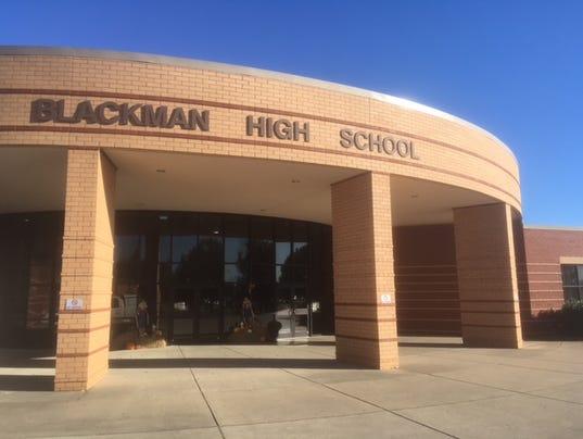 Blackman High