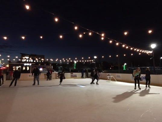 Noblesville ice rink