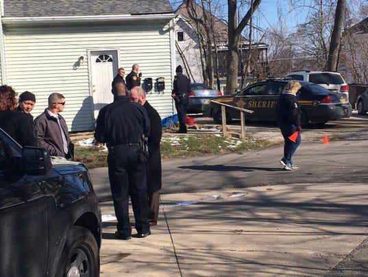 Mansfield police investigating shots fired.JPG