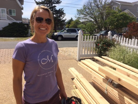 Marnie Oursler Builds On Family Legacy Of Builders