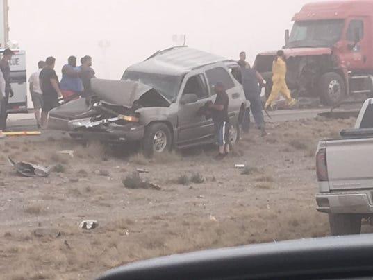 Fatal Car Accident Arizona June