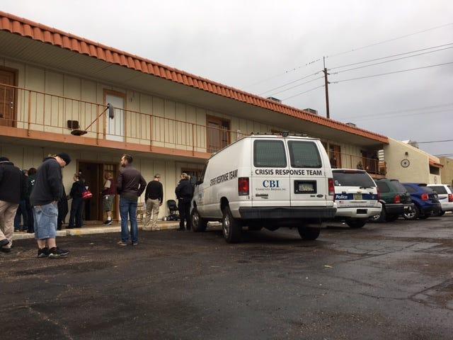 Phoenix Police Investigate Slumlord Allegations