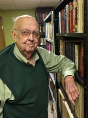 Gordon McCann, 86, is one of the Ozarks' premier historians.