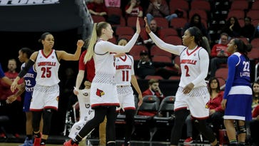 The NCAA Tournament is almost here. Is Louisville women's basketball still a No. 1 seed?