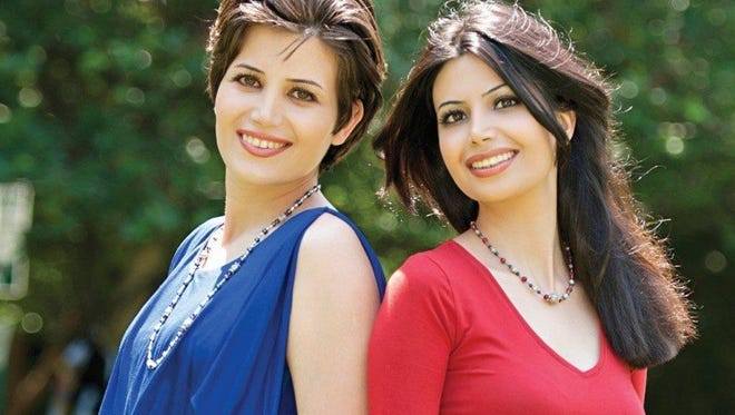 Maryam Rostampour and Marziyeh Amirizadeh will speak at the North Boulevard Church of Christ School of Christian Thought at 7 p.m. at the church, 1112 N. Rutherford Blvd. in Murfreesboro.
