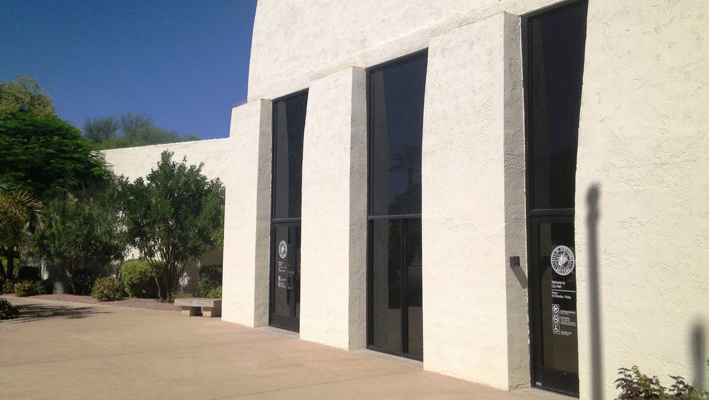 Property Tax Rate In Scottsdale Az