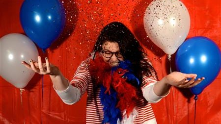 """Haley Biemiller was one of the 509 entrants in Pepsi's """"The Most Hyped Hometown in America"""" contest."""