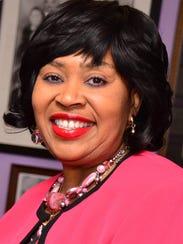 Detroit City Council President Brenda Jones is running