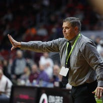 Iowa City West's BJ Mayer named 2017-18 All-Iowa Coach of the Year