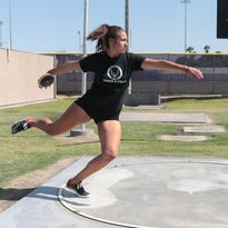 The art of the discus: Shadow Hills' Victoria Soto explains how to maximize your throw