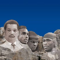 What four faces would be on a Memphis sports Mount Rushmore?