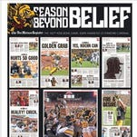 Hawkeyes poster page from Dec. 15 Register.