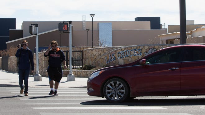 The Las Cruces Police Department first received notice of a Snapchat threat about 9 p.m. Thursday, said departmental spokesman Dan Trujillo on Friday morning.