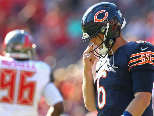 Jay Cutler's talent has rarely been questioned, but his attitude and lack of leadership skills has always been an issue.