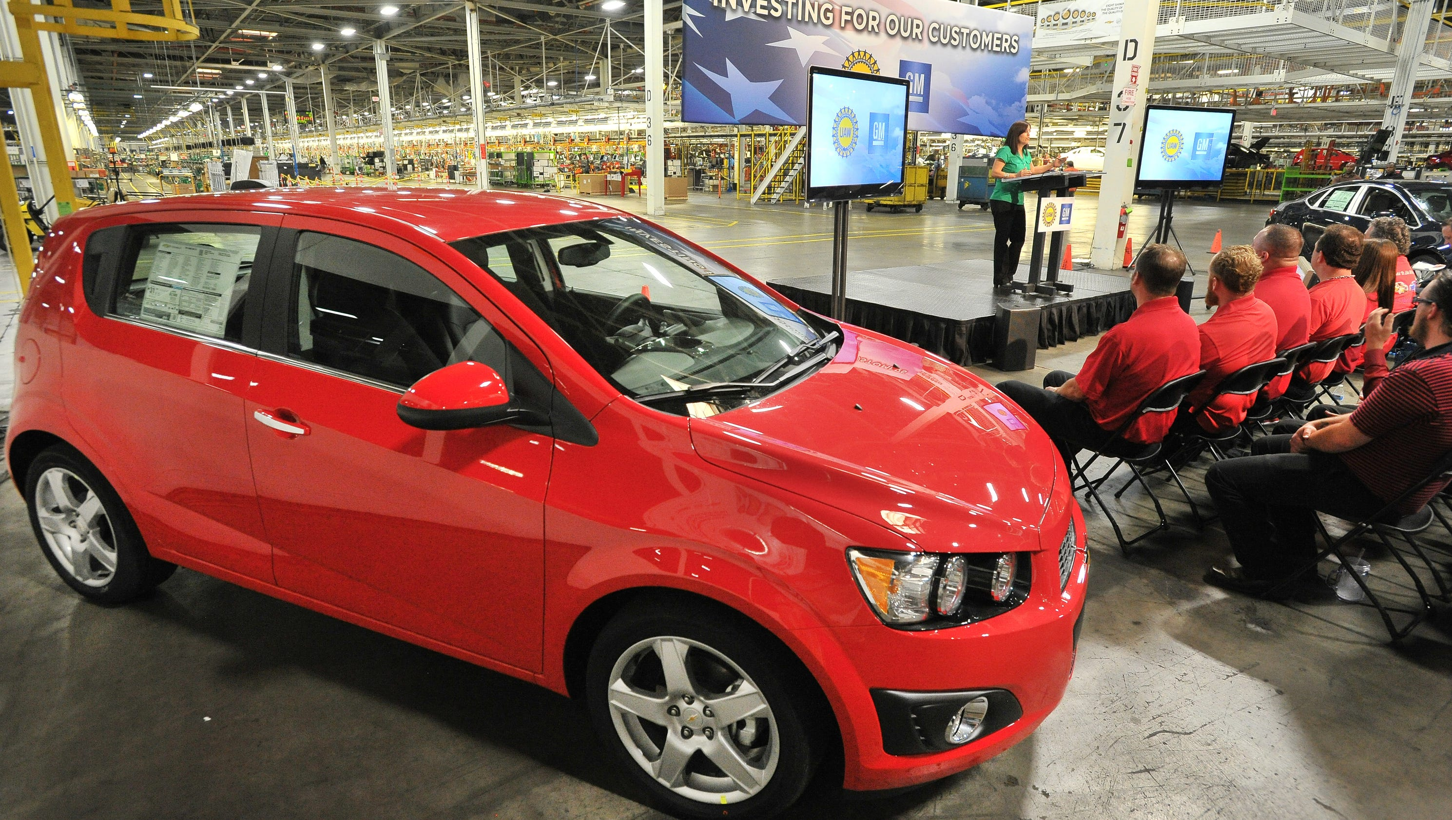 GM announces investment in Orion Assembly Plant