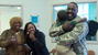 Military dad surprises his son at school