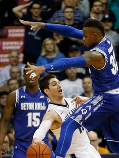 Seton Hall's in-your-face defense ranks among the best in program history.