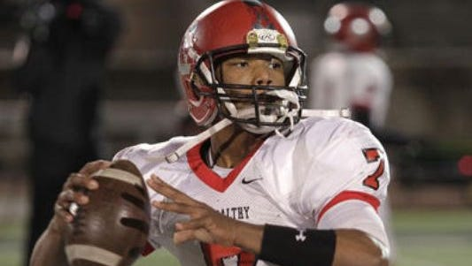 Mount Healthy standout QB David Montgomery will be featured on Time Warner Cable SportsChannel this season.