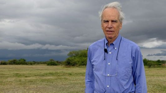 Douglas Tompkins at his property in Corrientes Province, Argentina, on Nov. 5, 2009.