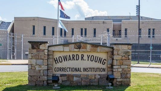 Eighteen inmates at Young Correctional Institution in Wilmington have been confirmed to have Influenza A.
