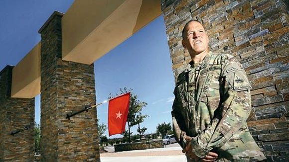 Brig. Gen. Dan Walrath has served as the 1st Armored Division's deputy commanding general for maneuver.