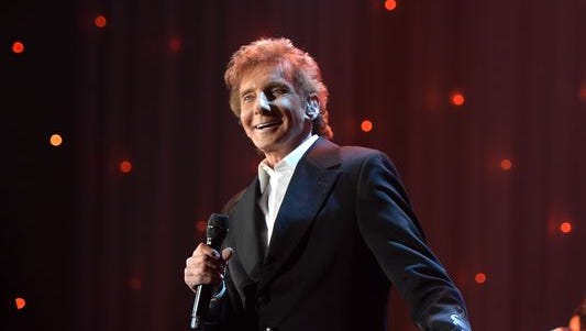 Barry Manilow is currently on his One Last Time! Tour, which played Thursday at the Resch Center.