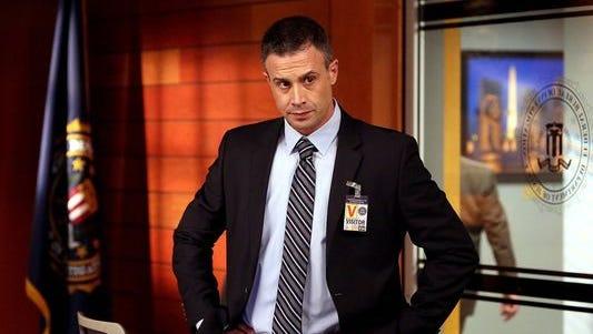 """Freddie Prinze Jr. guest-stars on """"Bones"""" in a March episode."""