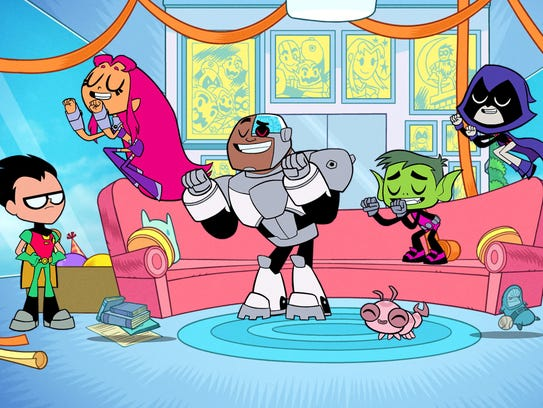 'Teen Titans GO!' has been a popular staple of the