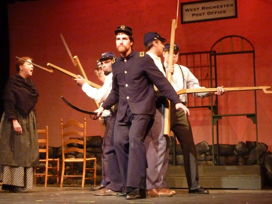 """""""Ransom"""" at the Town Hall Theater in Middlebury."""