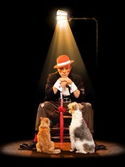 The World-Famous Popovich Comedy Pet Theater is March 2 at 7 p.m.