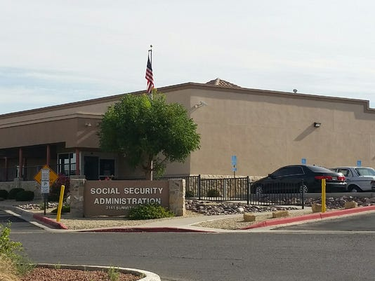 Social Security Administration building Las Cruces photo