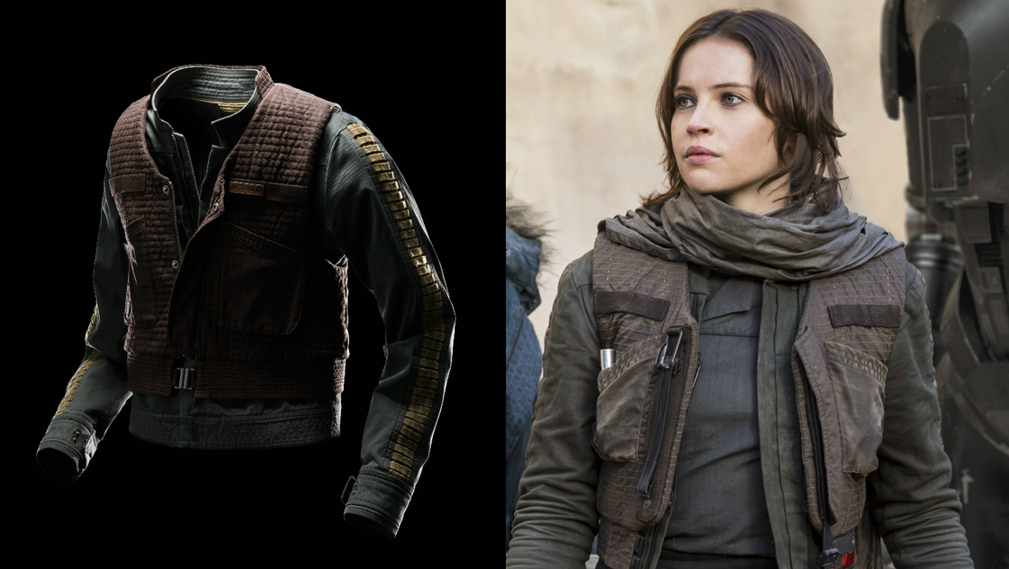 Exclusive: Go 'Rogue' with these 'Star Wars' jackets from ...