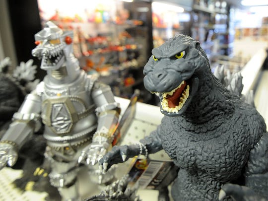 Toy Hunters carries collectibles from many movies and