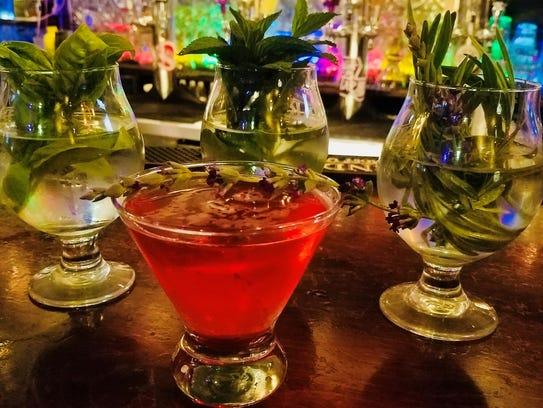 Artmosphere herb drinks