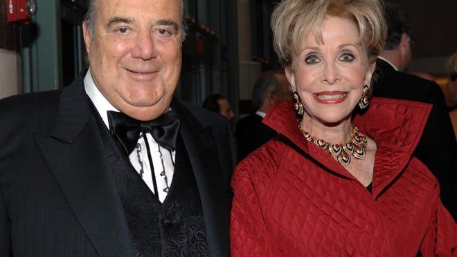 Barry and Carole Kaye. Daily News file photo