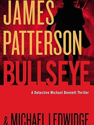 'Bullseye' by James Patterson.