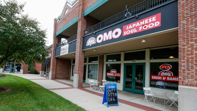 Omo Japanese Soul Food is now open in Chesterfield Village.