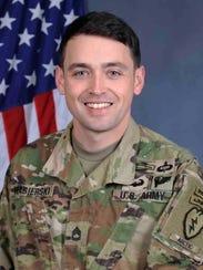 Sgt. 1st Class David Wasierski, U.S. Army