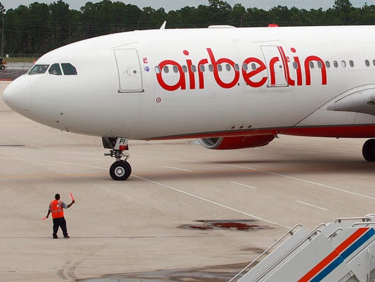 Airberlin amps-up summer service