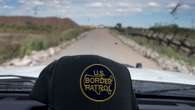 Illegal crossings along the U.S.-Mexico border have stopped their downward trend, but the overall number detained along the southwestern border still hit its lowest mark on record in fiscal year 2017, according to U.S. Customs and Border Protection.