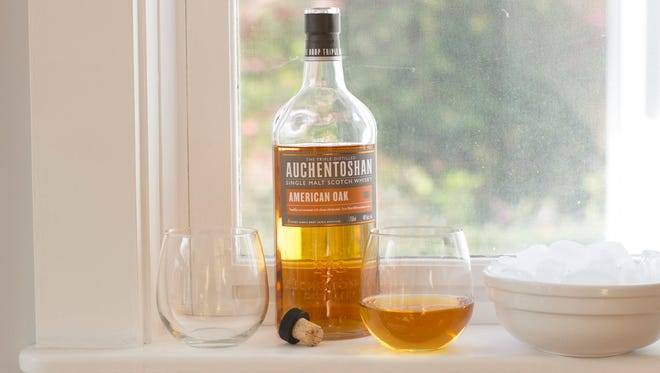 Auchentoshan single malt Scotch in Concord, N.H.