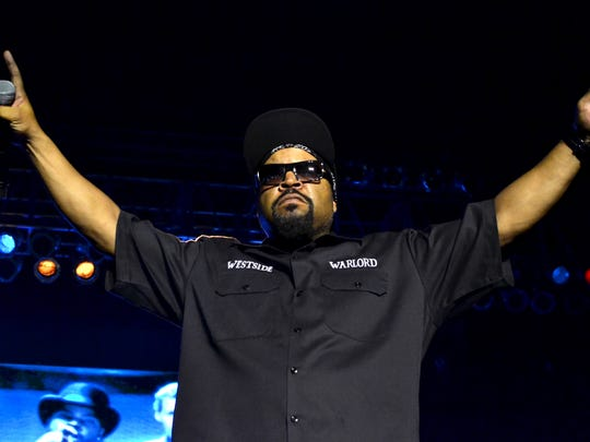 Hip-hop legend Ice Cube