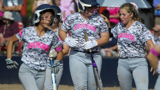 """STM catcher Bailey Hemphill has been spotlighted in USA Today's  """"60 for '16"""" feature."""