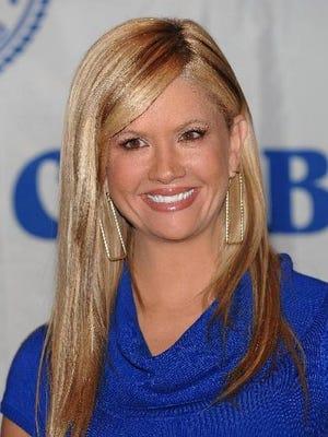Nancy O'Dell in 2008