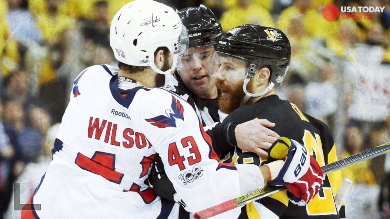 Despite Sidney Crosby being out the Penguins can take stranglehold of the series. A Capitals win would tie the series and give Washington all the momentum.