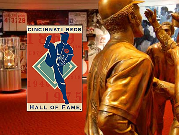 Get a pair of tickets to the Reds Hall of Fame and Museum. FREE to the first 50 members to sign up.