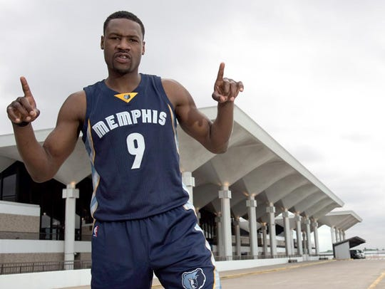 Tony Allen's run as Memphis airport pitchman ended