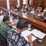 Ishizaki: Legislature should cut its budget