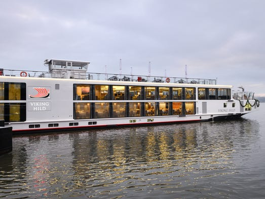 Viking River Cruises To Add Seven New Ships In - Viking danube river cruise